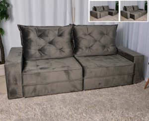 sofa-retratil-reclinavel-berlim-cinza-escuro-ambiente