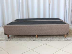 Base Box Queen Bipartida Coimbra Marrom Umaflex 158x198 2 e1598640878715