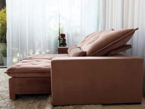 Sofa Retratil Orlando 510 Rose 3