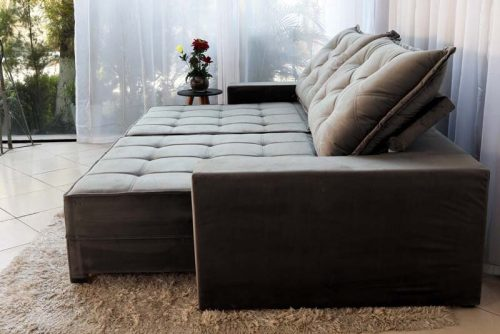 Sofa Retratil Reclinavel Berlim 2.90 814 Cinza Escuro 3 e1598484767531
