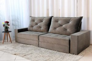 Sofa Retratil Reclinavel Berlim 2.90 814 Cinza Escuro 6 e1598484665184