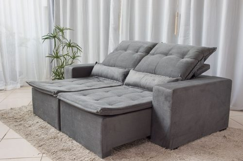 Sofa-Retratil-Reclinavel-Egito-2.10m-Molas-Bonnel-Cinza-B02