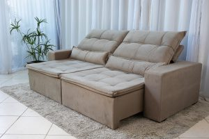 Sofa-Retratil-Reclinavel-Egito-2.50m-Molas-Bonnel-Bege-B09