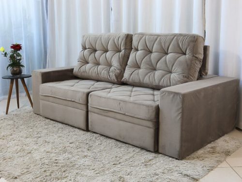 Sofa Retratil Reclinavel LisboaCinza Claro 4 1 e1598644177223