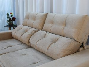 Sofa Retratil e Reclinavel 3 Lugares Beatriz Bege – Estofarmart 5 e1598626897129