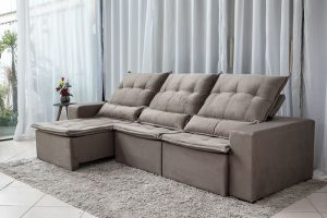 Sofa-Retratil-Reclinavel-Egito-2.90m-Molas-Bonnel-Bege-B09