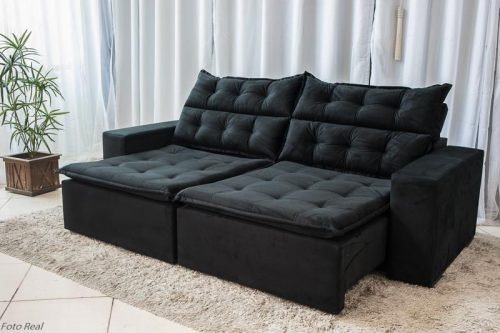 Sofa-Retratil-Reclinavel-Carioca-2.10m-Molas-Bonnel-Sued-Preto