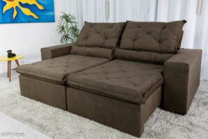 Sofa-Retratil-Reclinavel-Leblon-2.30m-Sued-Marrom